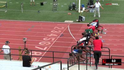 Emmanuel Yeboah 10.26 In 100m Prelim