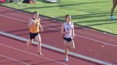 KICK OF THE WEEK: Jeremy Breedlove Storms To Win 1500m