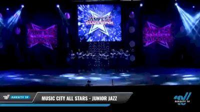 Music City All Stars - Junior Jazz [2021 Junior - Jazz - Large Day 1] 2021 JAMfest: Dance Super Nationals