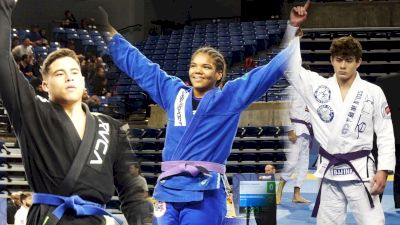 10 Best Blue & Purple Belt Submissions From Pans