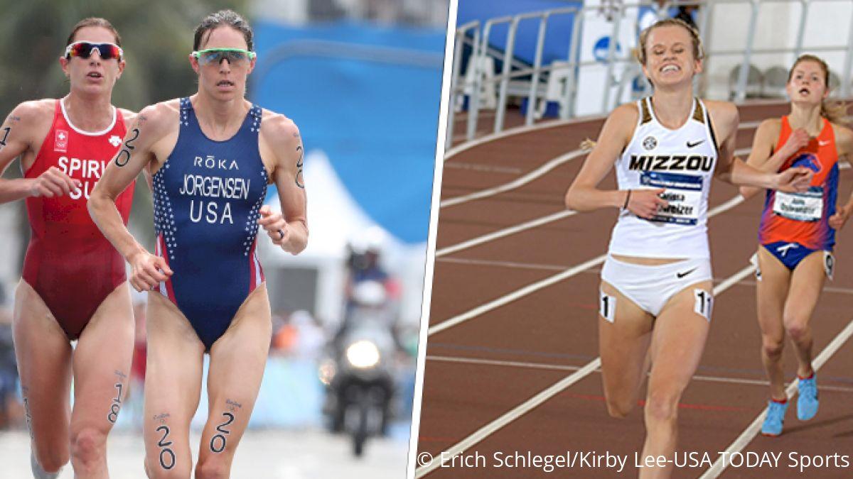 Stanford Preview: Gwen Jorgensen vs. Karissa Schweizer In The 10K & More!