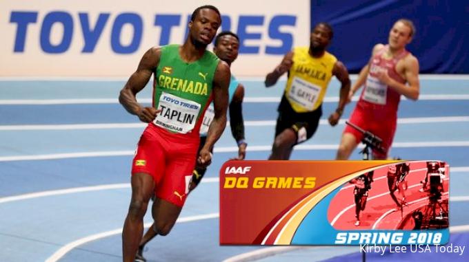 Canadas medal haul at the 2018 IAAF World Indoor