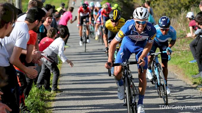 picture of 2018 Tour of Basque (Vuelta Ciclista al Pais Vasco)