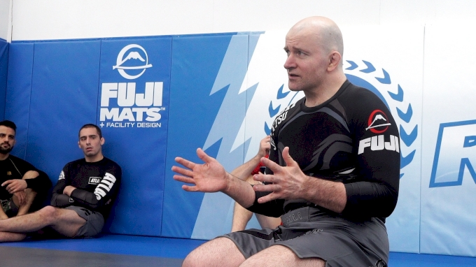 picture of John Danaher