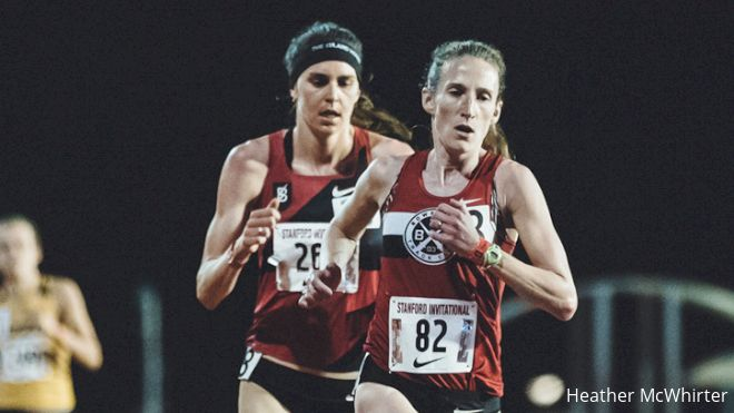 On The Run: Stanford Invite 10,000m Runner-Up Carrie Dimoff