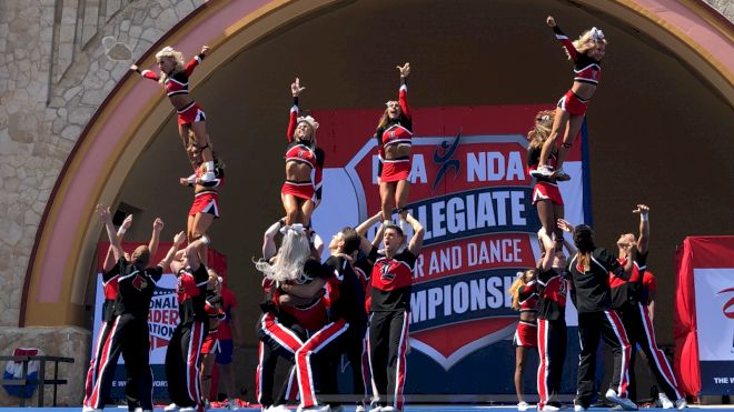 University of Louisville Wins 18th NCA Coed Title