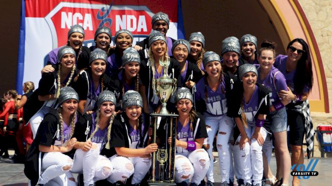 Results Are In: 2018 NDA Hip Hop National Champions
