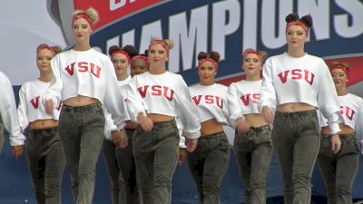 Hip Hop Divisions Top NDA College Nationals