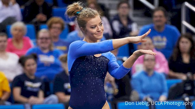 Most Difficulty In The 2018 Super Six: Floor Edition