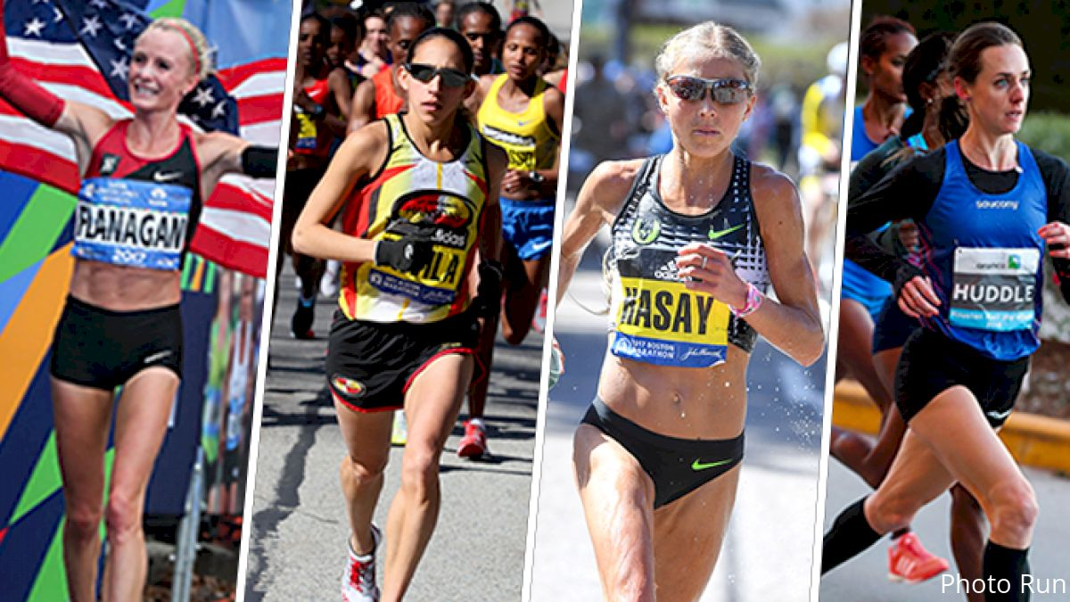 An American Woman Could Win The Boston Marathon But Which One