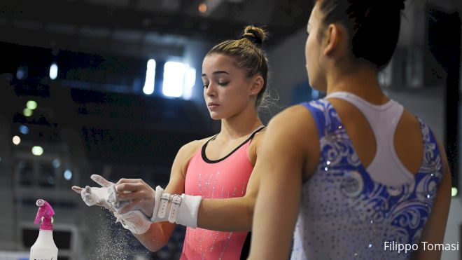 First Looks At Jesolo 2018 - Training Day 1