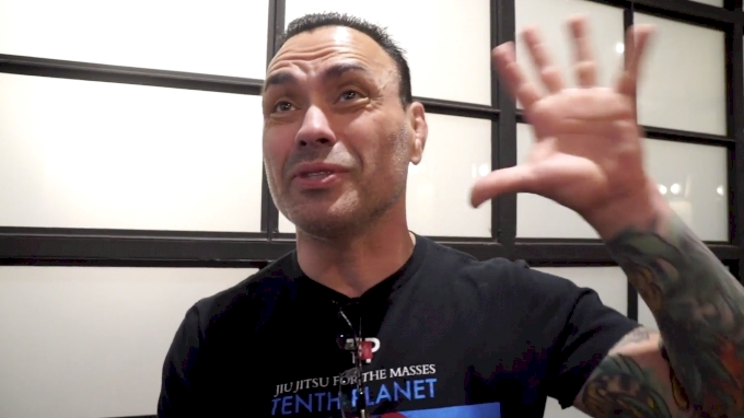 picture of Eddie Bravo