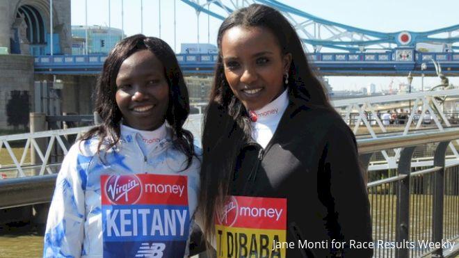 Mary Keitany, Tirunesh Dibaba To Chase World Record At London Marathon