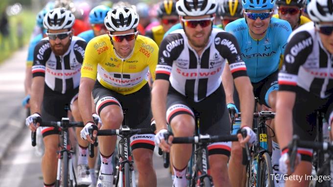 Tour de Romandie Stage 1- Last 1KM