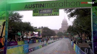 Allison Macsas Defends Her Austin Marathon Title