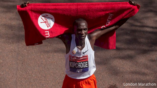 House Of Run: What Does Eliud Kipchoge Have Left To Prove?