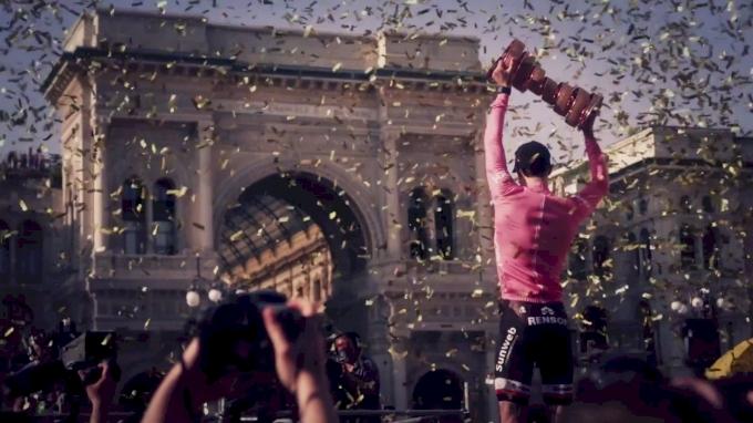 2018 Giro d'Italia - The Maglia Rosa