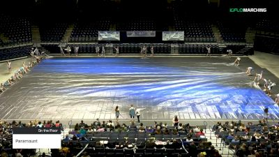 Paramount at 2019 WGI Guard Mid East Power Regional - Cintas Center
