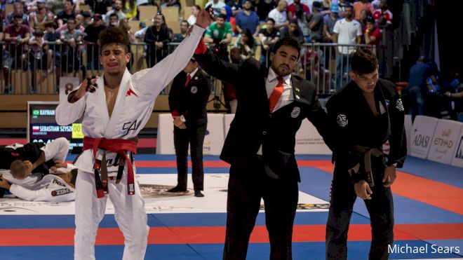 Next Wave of Pro Grapplers Emerge: World Pro Brown Belt Champs Crowned