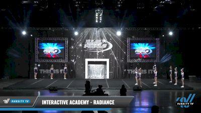 Interactive Academy - Radiance [2021 L4.2 Senior Day 2] 2021 The U.S. Finals: Louisville