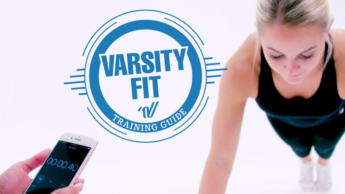 Stay Active With The Varsity Fit Training Guide!