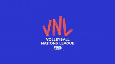 USA vs. Brazil - 2018 Men's VNL Bronze Medal Match