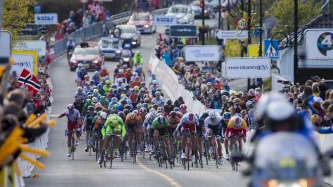 How to Watch: 2021 Arctic Race of Norway