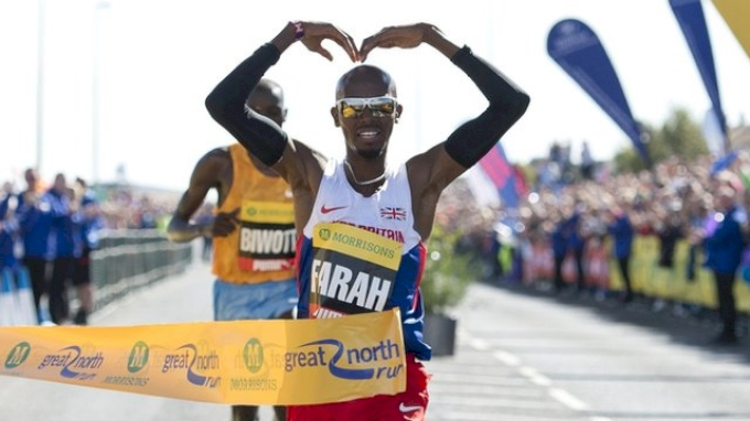 picture of 2018 Great North Run