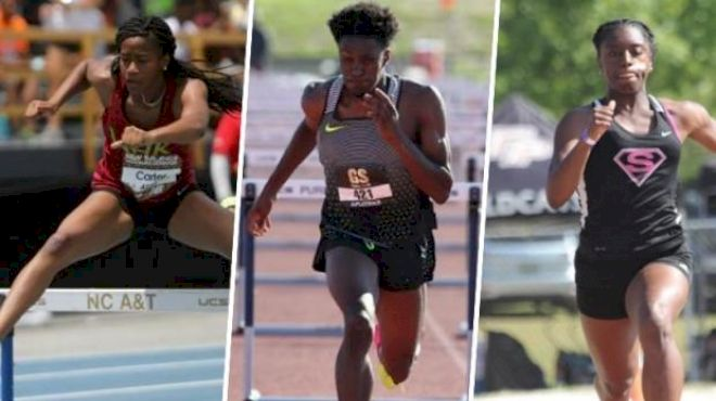 The Top Athletes To Watch At Flo Golden South