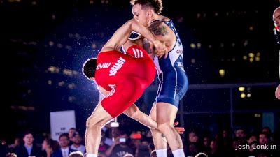 65 kg - Togrul Asgarov, Azerbaijan vs Jordan Oliver, USA