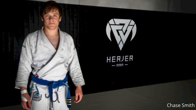 Up-And-Comer: Gabriel Grønås (Kimura BJJ / Herjer)