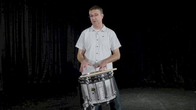 John Mapes Breaking Down Paradiddles