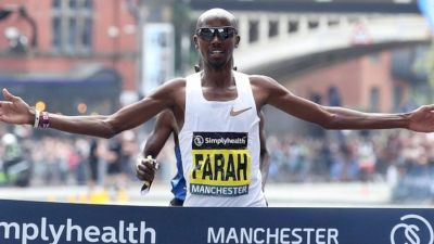 2018 Great Manchester Run, Full Event Replay