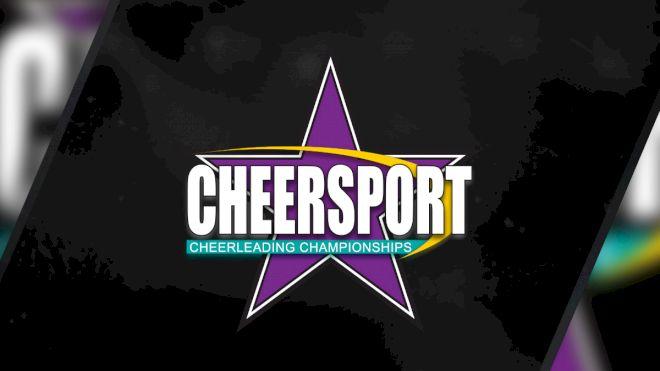 2020 CHEERSPORT National Cheerleading Championship
