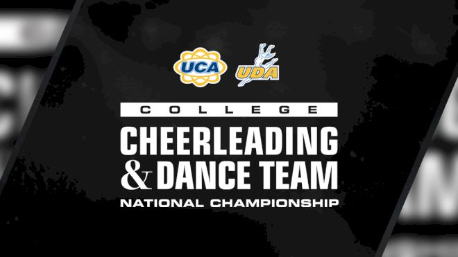 2021 UCA & UDA College Cheerleading & Dance Team National Championship