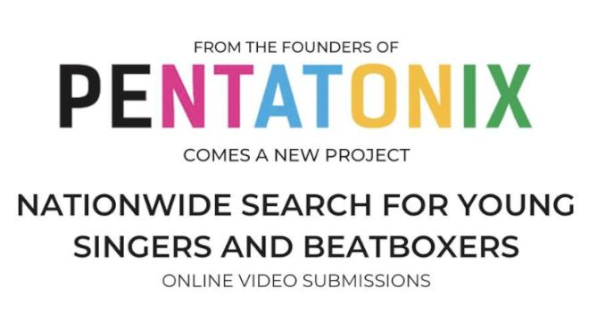 Nationwide Search For Young Talent