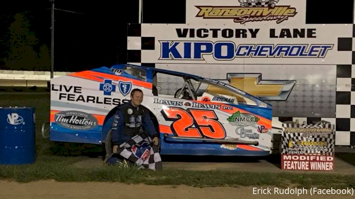 Erick Rudolph Is Back With The Super DIRTcar Series—This Time To Stay
