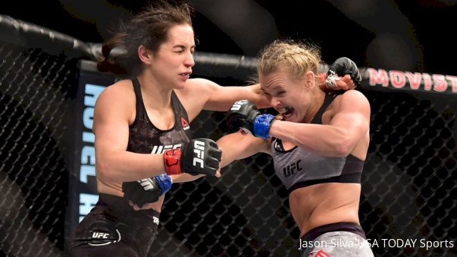 Aggressive, Relentless: How Andrea Lee Earned Fight Of The Night