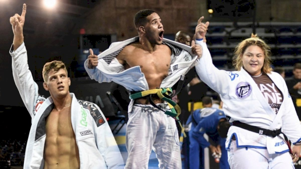 27 New School Black Belts Making Their IBJJF Worlds Debut