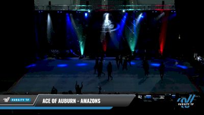 ACE of Auburn - Amazons [2021 L4 Senior - Small Day 1] 2021 The U.S. Finals: Pensacola