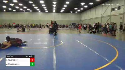 157 lbs Consolation - Imanol Taveras, Beat The Streets Providence vs Jordan Chapman, Cja