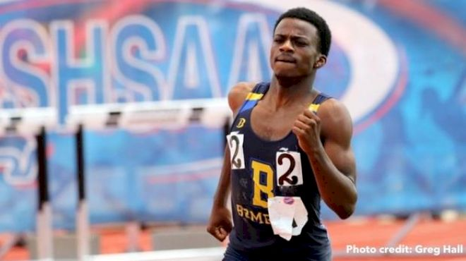Just How Fast Will Brandon Miller Go? Festival Of Miles HS Preview