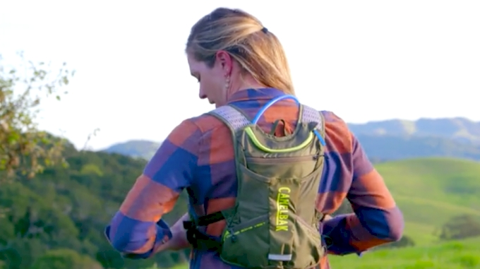 Alison Tetrick's Pro Tips: Hydration Packs