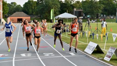 TASTY RACE: 5 Wide At The Finish As Emily Richards Takes Thrilling 800m
