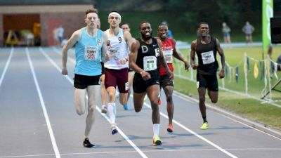 KICK OF THE WEEK: Staines Passes Three Runners In Homestretch, Runs PR