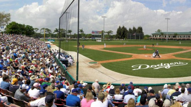 AAU National Championships Hit Dodgertown This Week