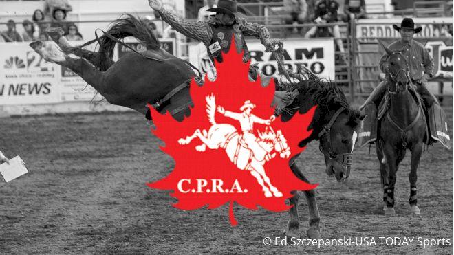 2019 CPRA Standings