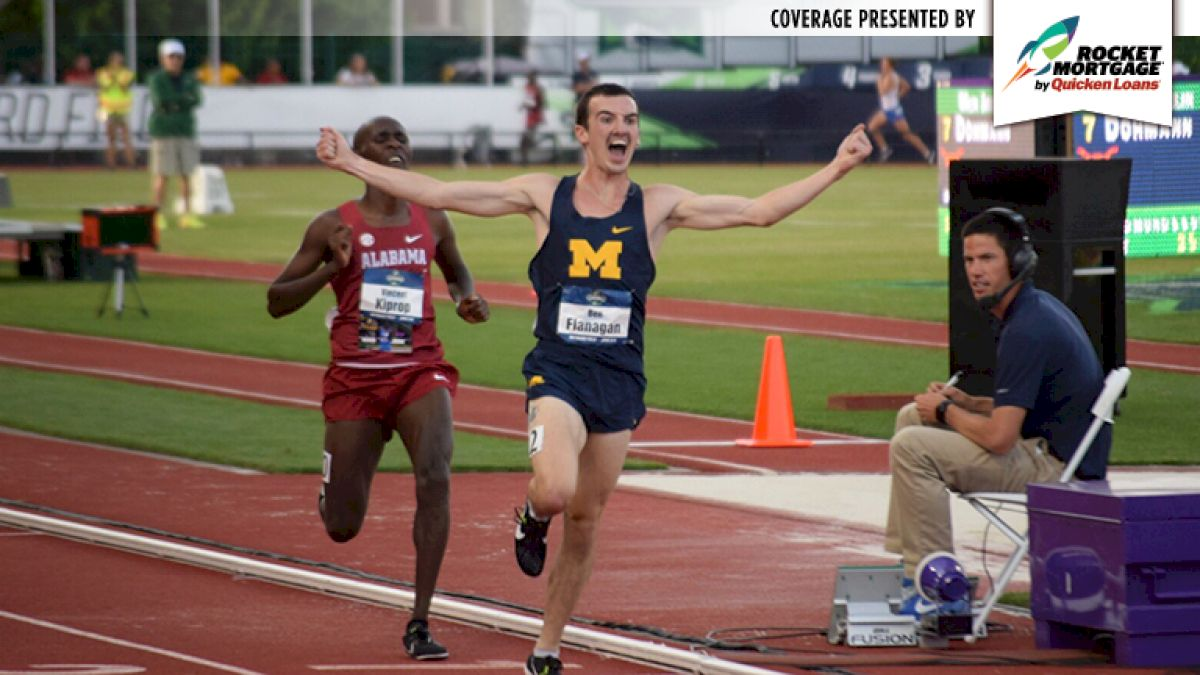 2018 NCAA DI Outdoor Track & Field Championships Day 1 Recap