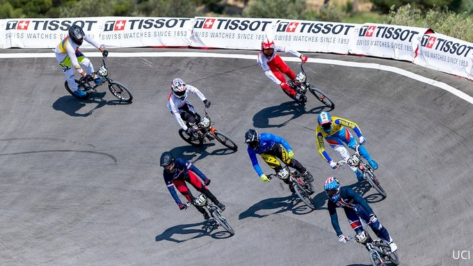 picture of 2021 UCI BMX Supercross World Championships
