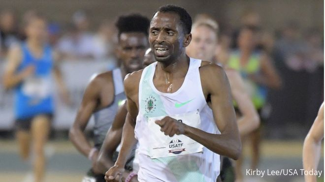 Hassan Mead & Raevyn Rogers Tune Up For USAs At Stumptown